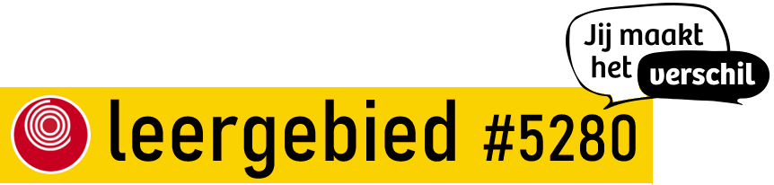 This image has an empty alt attribute; its file name is logo_leergebied5280_traffic_yellow_ikmaak.png
